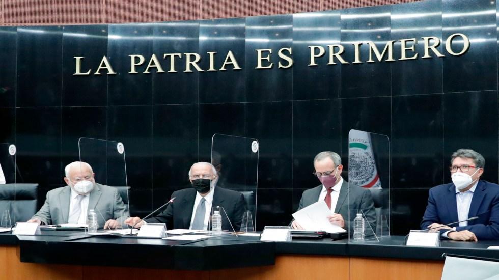 Coparmex pide a Senado evitar que el Gobierno Federal extinga Fondos y Fideicomisos - La Coparmex solicitó al Senado de la República evitar la desaparición de fideicomisos. Foto Twitter @senadomexicano