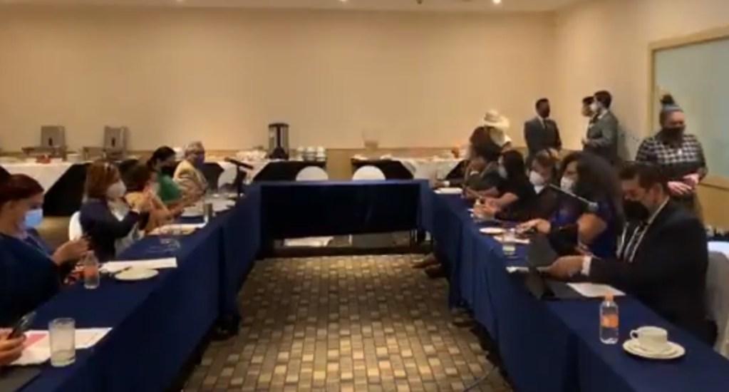 Comisión de Hacienda del Senado avala dictamen sobre Fideicomisos. No pasará al Pleno, falta aprobación de Comisión de Estudios Legislativos. Noticias en tiempo real