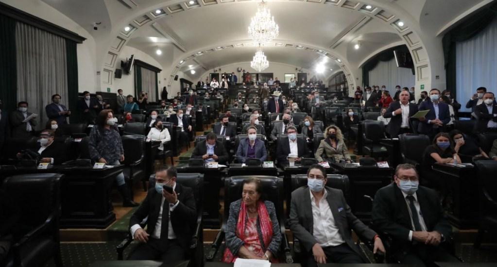Senado aprueba en lo general eliminación de Fideicomisos; inicia discusión en lo particular - Senado de la República