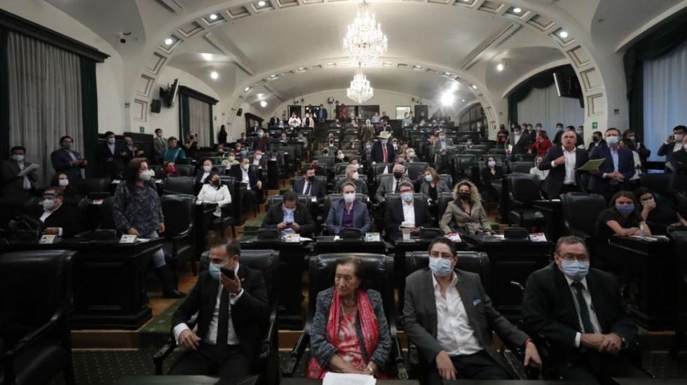 Senadores con COVID-19 podrían haber estado contagiados antes de sesión sobre fideicomisos, señaló Monreal - Senado de la República