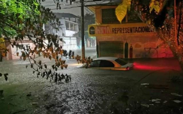Tabasco registra fuertes afectaciones por intensas lluvias - Foto de @TabascoHoy909fm