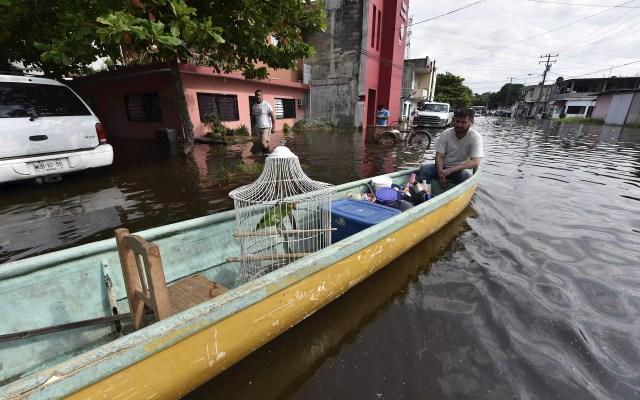 Si hay errores por censo tras inundaciones, se van a enmendar: Adán Augusto López