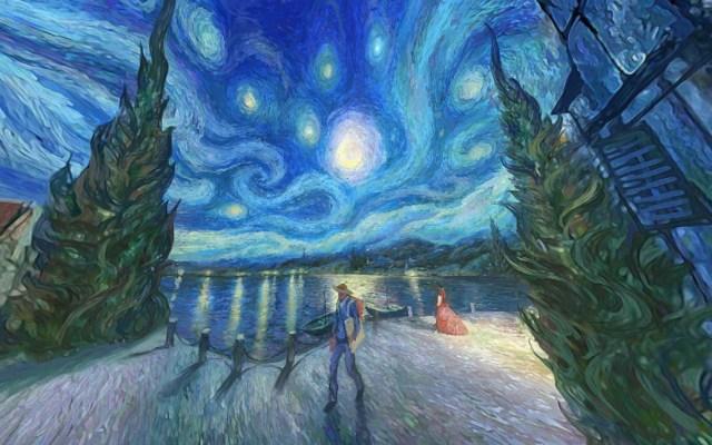 #Viral Un paseo virtual por el mundo de Van Gogh - Van Gogh