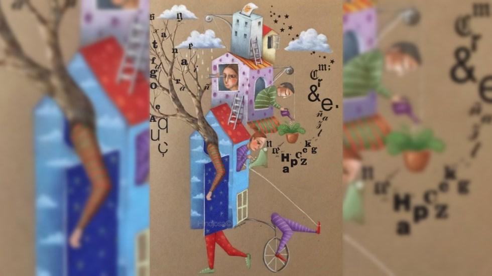 'Soy un ciudadano político', por Max Kaiser - Viviana Hinojosa ilustración 121020201