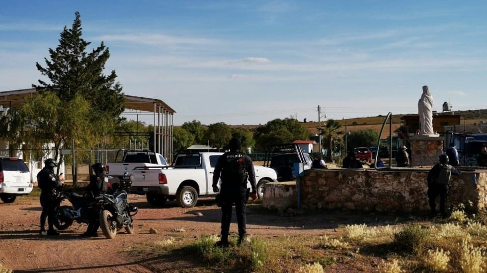 Enfrentamiento en Zacatecas deja 14 presuntos sicarios abatidos y tres policías heridos - Foto de Pórtico Zacatecas