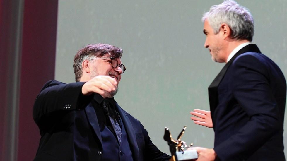 Del Toro y Cuarón ofrecerán conversación; aseguran que será muy íntima y personal - Foto de EFE