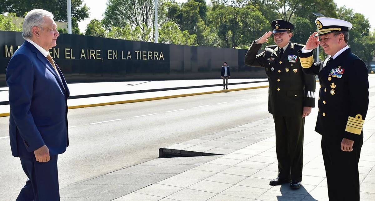 AMLO Armada Semar Marina Armada México López Obrador 2