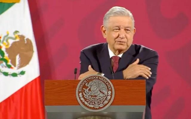 AMLO presenta Guía Ética para la Transformación de México para reforzar principios y valores en el país - Foto de captura de pantalla