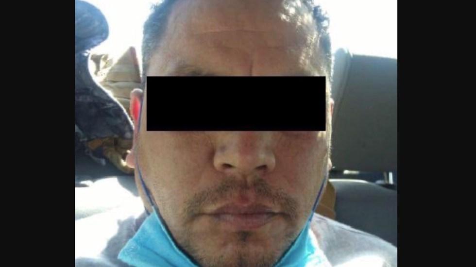 Detiene FGR a Ángel 'N', probable participante en masacre de Bavispe, Sonora - Ángel 'N' detenido como presunto responsable del ataque contra la familia LeBarón. Foto de FGR