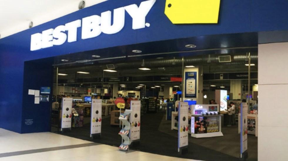 Best Buy cerrará tiendas en México a partir del 31 de diciembre por afectaciones por pandemia - Foto de Best Buy