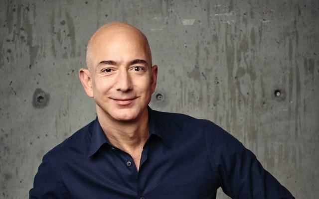 Desvela Jeff Bezos en libro creación de la compañía Amazon - Jeff Bezos. Foto de EFE