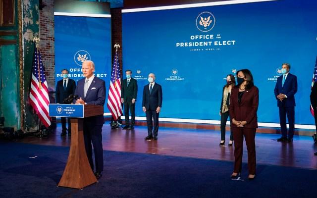 Equipo de comunicación para la Casa Blanca de Biden estará conformado por mujeres - Biden anuncia un equipo de comunicación para la Casa Blanca formado por mujeres. Foto Twitter @JoeBiden