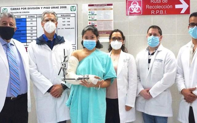Reimplantan brazo a joven en IMSS de León, Guanajuato - Foto de IMSS