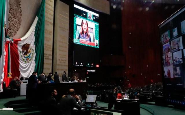 Diputados aprueban reelección sin pedir licencia y con apoyos legislativos - Foto Twitter @Mx_Diputados