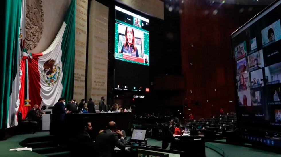 Concluyen diputados primer jornada de discusión de reservas a Presupuesto de Egresos 2021 - Foto Twitter @Mx_Diputados