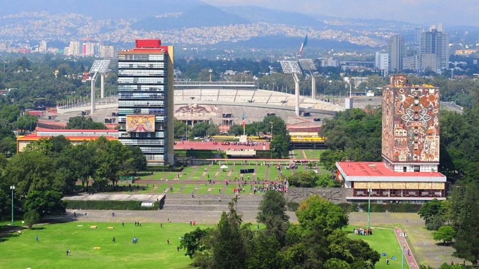 Suman seis facultades en paro de la UNAM por adeudos a profesores y ayudantes - Ciudad Universitaria. Foto de UNAM