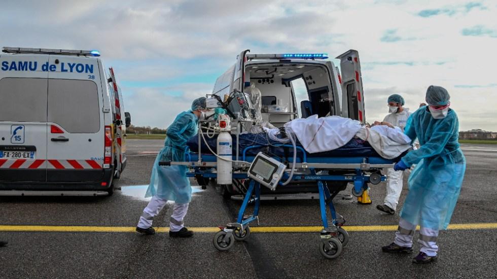 Récord de muertos por COVID-19 en Italia y España; Francia supera los dos millones de casos - Foto de EFE