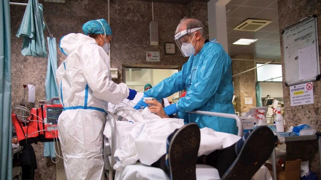 Europa se prepara para Navidad con la mira puesta en las vacunas. Noticias en tiempo real