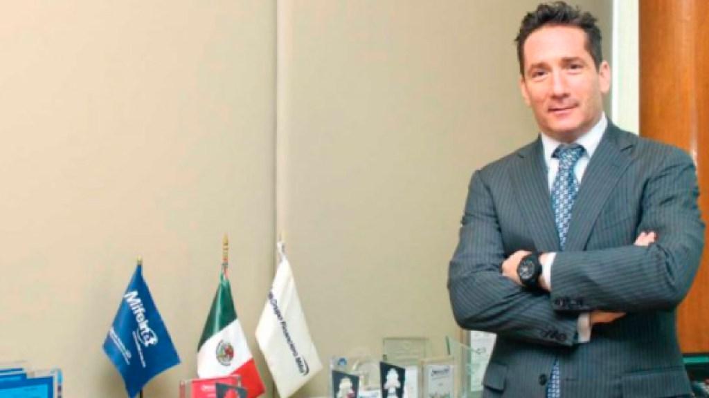 Daniel Becker, de Banca Mifel, será el próximo presidente de la ABM - Daniel Becker, de Banca Mifel, será el próximo presidente de la ABM. Foto Twitter