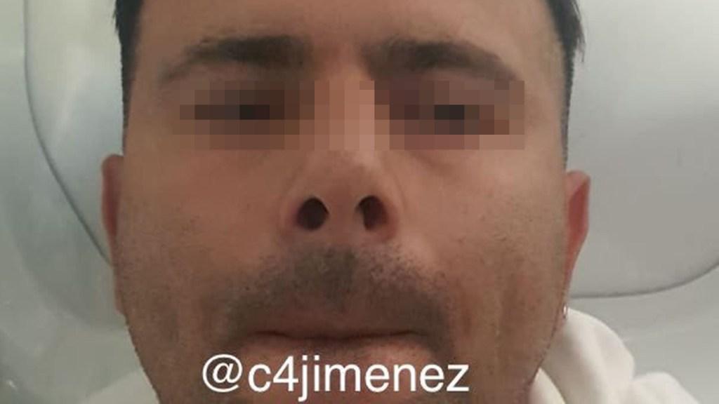 Vinculan a proceso a 'El Chayan', jefe de presuntos implicados en asesinato de niños mazahuas - David H. S., alias 'El Chayan'. Foto de @c4jimenez