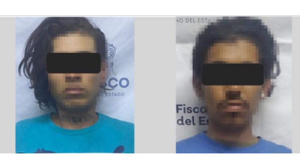 Detienen a presuntos responsables por asesinato de Jonathan Santos - Detenidos Jonathan Santos Jalisco