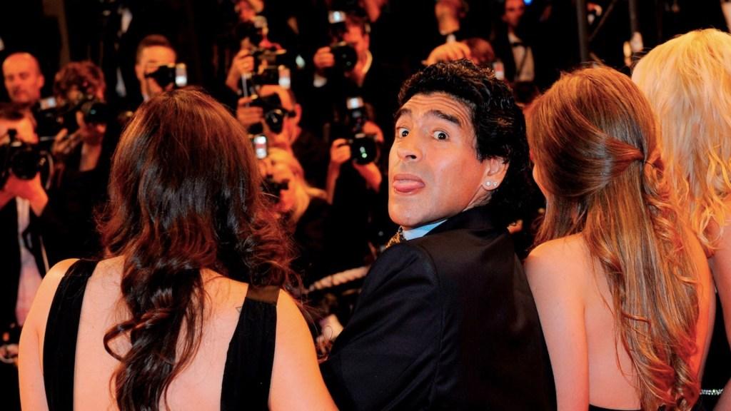 Maradona, su vida en el cine - Foto de EFE