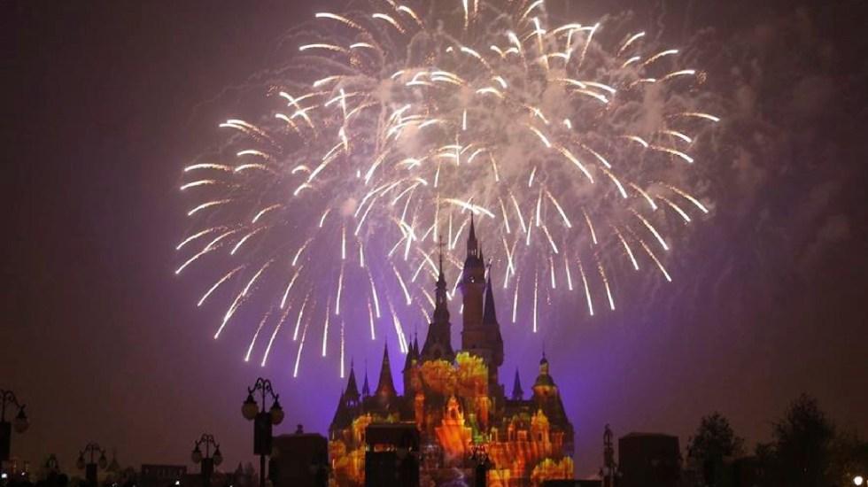 Disneyland no abrirá en California hasta 2021; el parque lleva cerrado casi 10 meses por la pandemia - Las instalaciones de Disneyland en Anaheim, que daban empleo a 31 mil personas, están cerradas desde mediados de marzo. Foto EFE