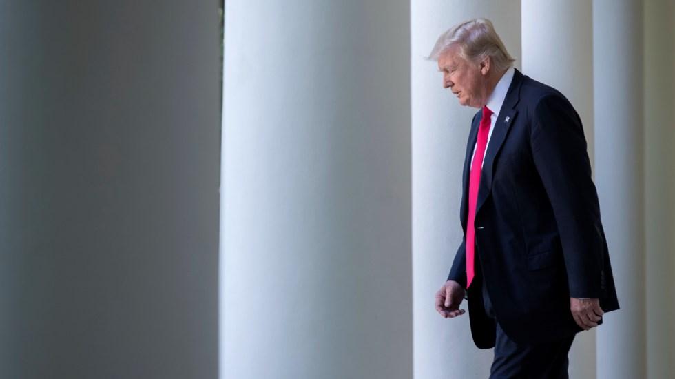 """La campaña de Trump cree que el recuento """"legal"""" les otorgará la victoria - Foto de EFE"""