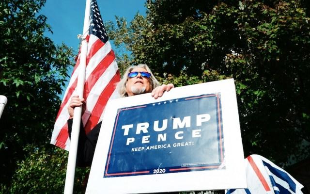 Trump asegura que en Pensilvania se violó la Constitución; espera que la Corte Suprema corrija situación - Foto de EFE