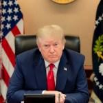 Trump presionó al Departamento de Justicia para declarar fraude en elecciones, según NYT - Donald Trump Estados Unidos