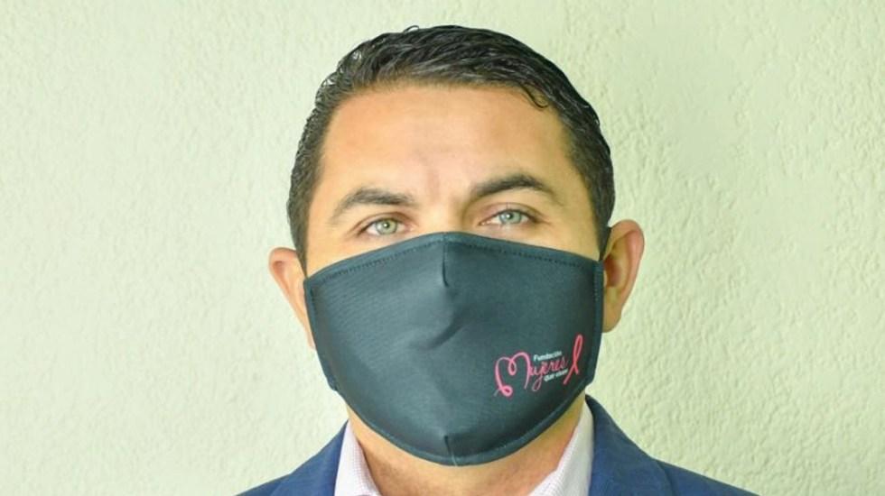 Instruye el gobernador Jaime Bonilla que solo el secretario de Salud informe sobre COVID-19 - Dr Alonso Perez Rico, secretario de Salud de Baja California. Foto de @DrPerezRico
