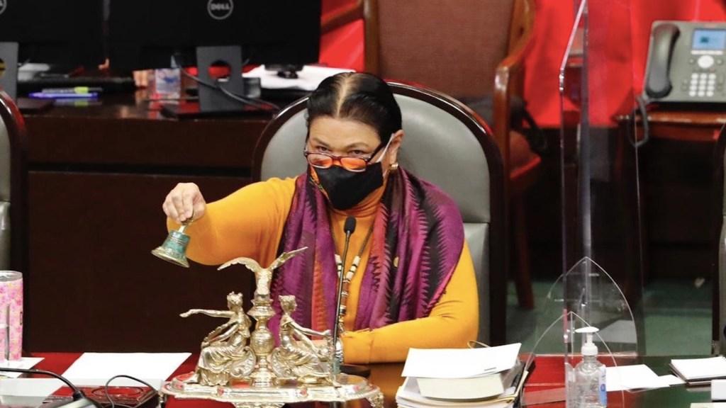 Dulce María Sauri asegura que no se reelegirá como diputada. Noticias en tiempo real