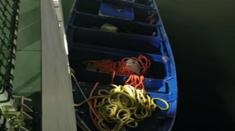 Vinculan a proceso a siete detenidos tras decomiso de embarcación con cocaína en Colima - Foto de FGR