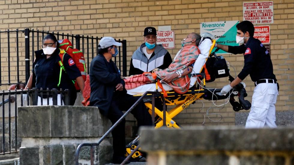 Estados Unidos supera los 12 millones de casos de COVID-19 - Foto de EFE