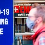 EE.UU. alcanza una mortalidad covid sin precedentes a las puertas del invierno - Estados Unidos suma 248 mil 429 muertes y 11 millones 340 mil 563 contagios por COVID-19. Foto EFE