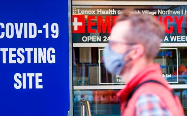 Estados Unidos registró en las últimas 24 horas casi 150 mil contagios de COVID-19 - Estados Unidos suma 248 mil 429 muertes y 11 millones 340 mil 563 contagios por COVID-19. Foto EFE