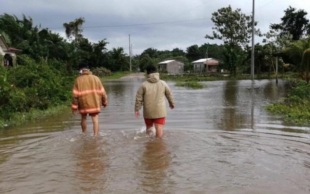 Eta continúa afectando a Nicaragua; se espera que se dirija a Florida - Foto de Copeco Honduras
