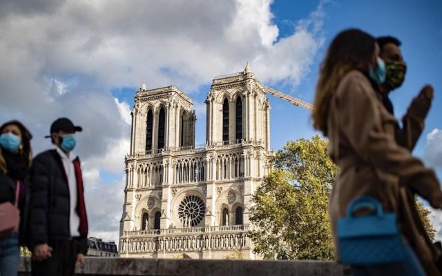 Francia registra casi 400 muertes y más de 40 mil nuevos contagios de COVID-19 - Foto de EFE
