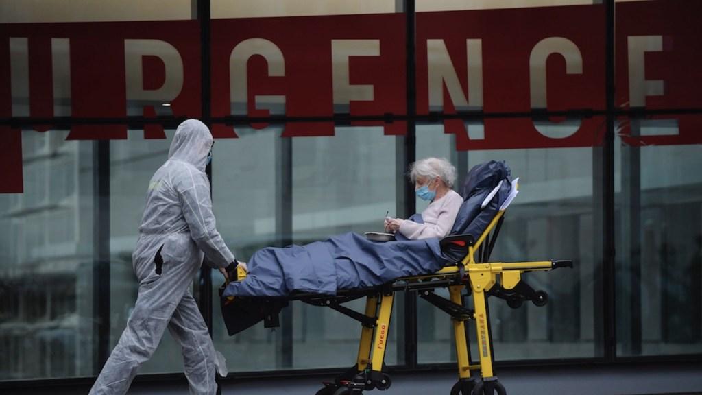 Francia supera la barrera de los 40 mil muertos por COVID-19; suma 306 en 24 horas - Foto de EFE
