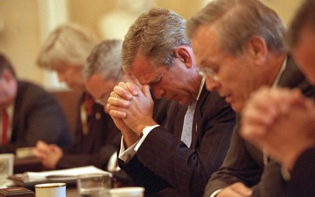El fantasma del litigio que proclamó presidente a Bush persigue ahora a Estados Unidos - Foto de The US. National Archives