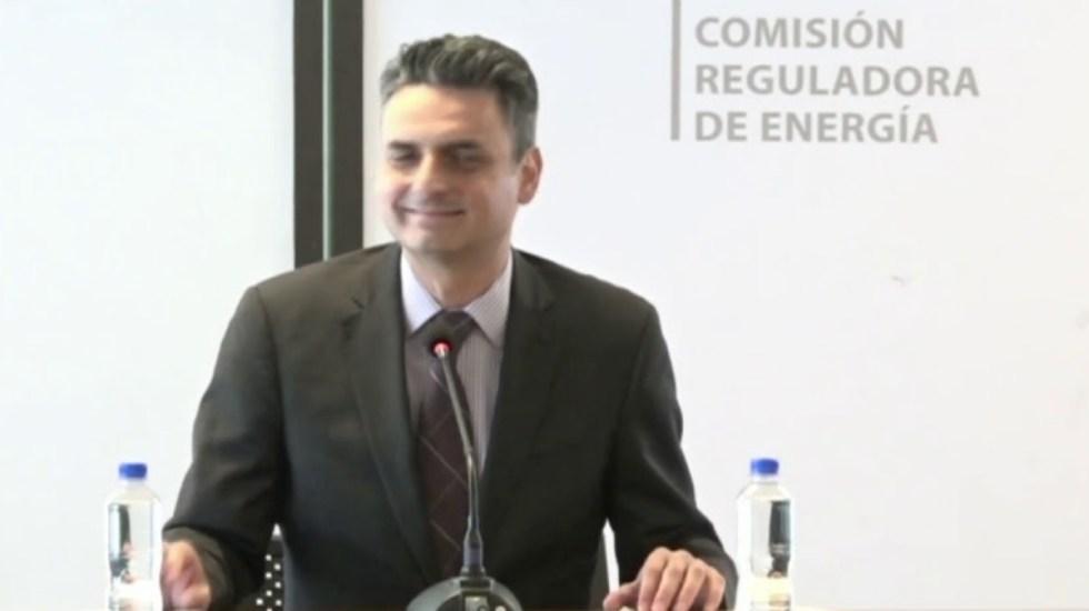 Función Pública inhabilita por 10 años a Guillermo García Alcocer, extitular de la CRE, por conflicto de interés - Guillermo García Alcocer