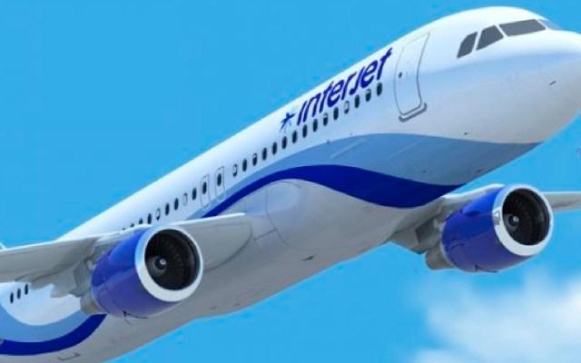 Estalla huelga en Interjet; compañía debe 4 meses de sueldo a trabajadores - Foto Interjet