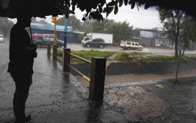 Suman 16 muertos y cuatro desaparecidos en Nicaragua por Iota - Inundación en Managua, Nicaragua, por paso de Iota. Foto de EFE