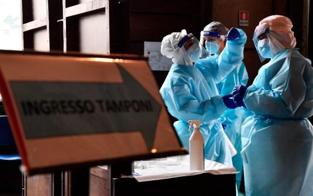 Italia mantiene el confinamiento en seis regiones y evalúa aperturas en Navidad - Foto de EFE