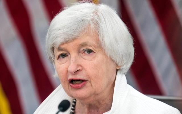 Janet Yellen sería secretaria del Tesoro de Joe Biden - Janet Yellen. Foto de EFE/Archivo