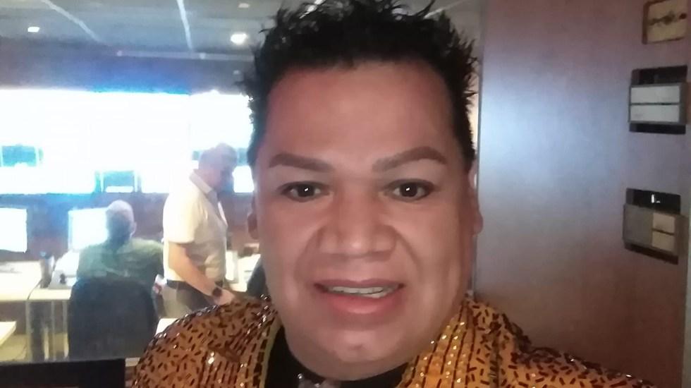 Murió por coronavirus Javier Miranda, imitador de Juan Gabriel - Javier Miranda, imitador de Juan Gabriel. Foto de Facebook