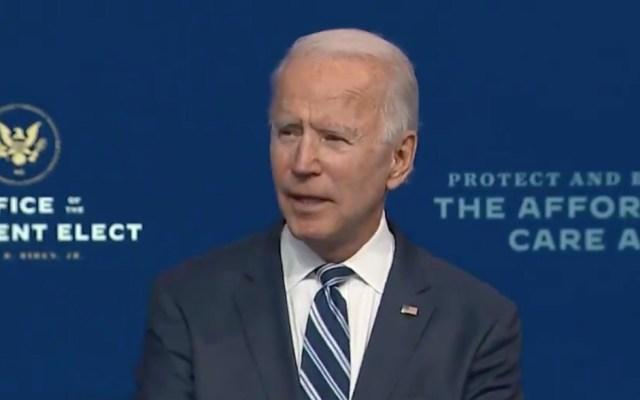 NBC y CNN proyectan a Joe Biden como ganador en Arizona; se confirman los 290 votos electorales al demócrata - Captura de pantalla