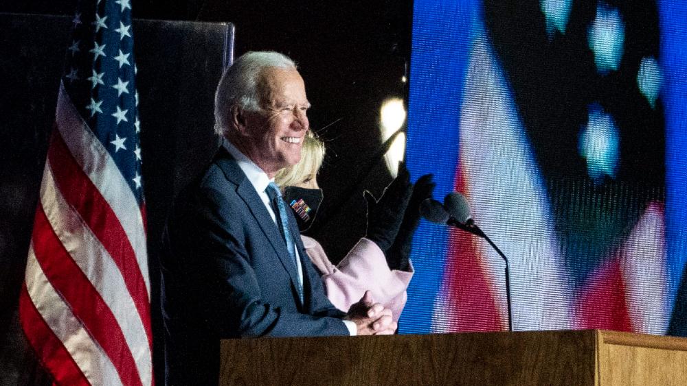 Biden gana en Wisconsin y aumenta su ventaja sobre Trump, según proyecciones - Foto de EFE