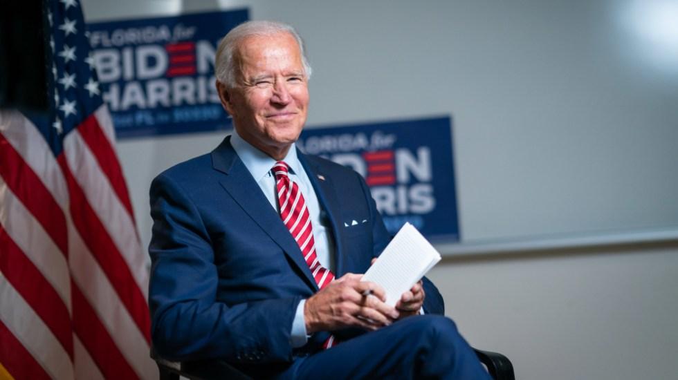 Joe Biden gana también Nevada, según proyecciones de los medios - Foto de Joe Biden