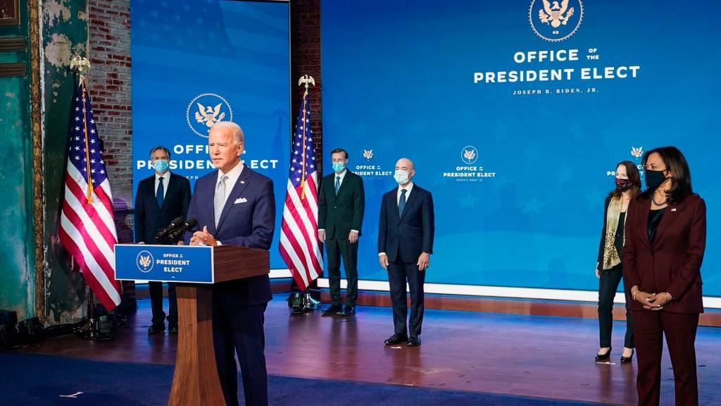 Joe Biden reconoce al gobierno de Trump por facilitar transición. Noticias en tiempo real
